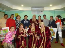 Maslenitsa as Russian tradition for foreign seafarers